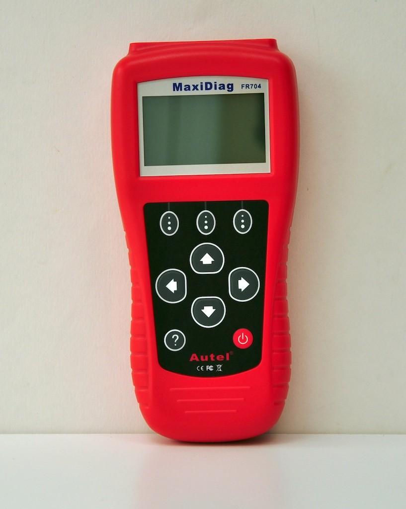 Renault Peugeot Citroen Scanner OBD II Diagnostic Tool